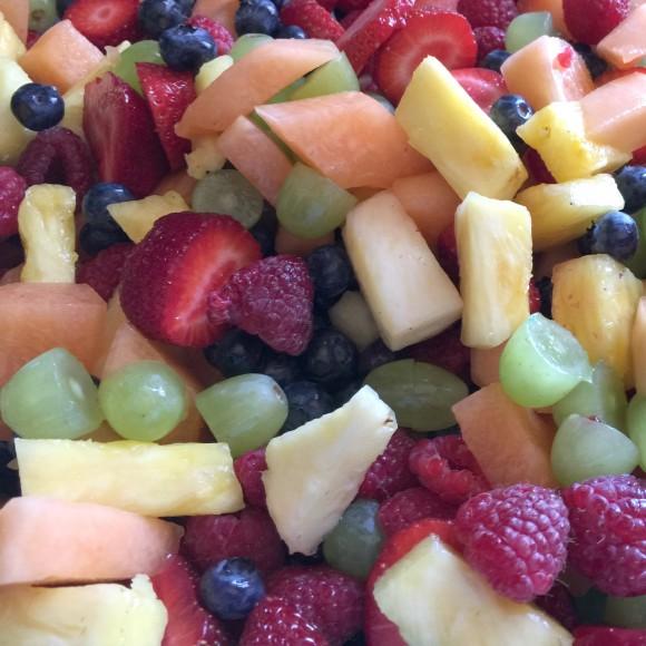 Fruit Salad Shake It All Up