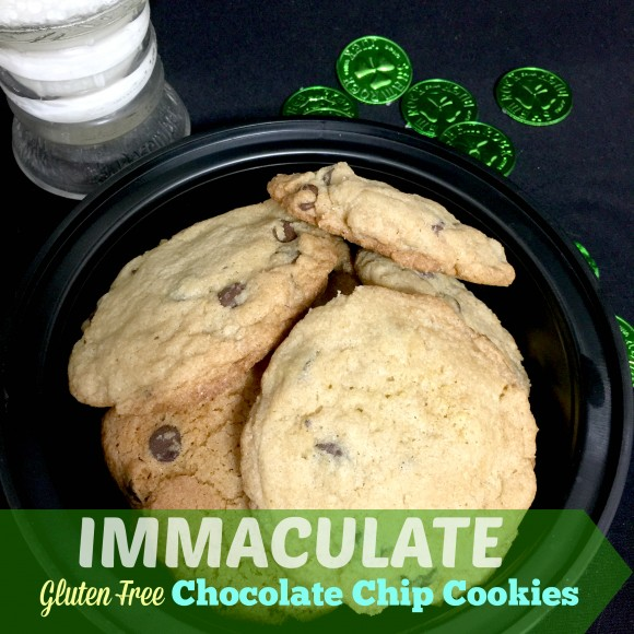 Immaculate Gluten Free Chocolate Chip Cookies