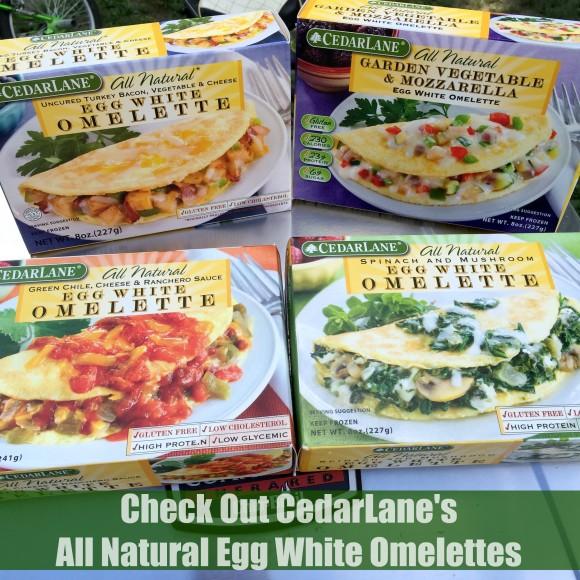 Cedar Lane Egg White Omelettes